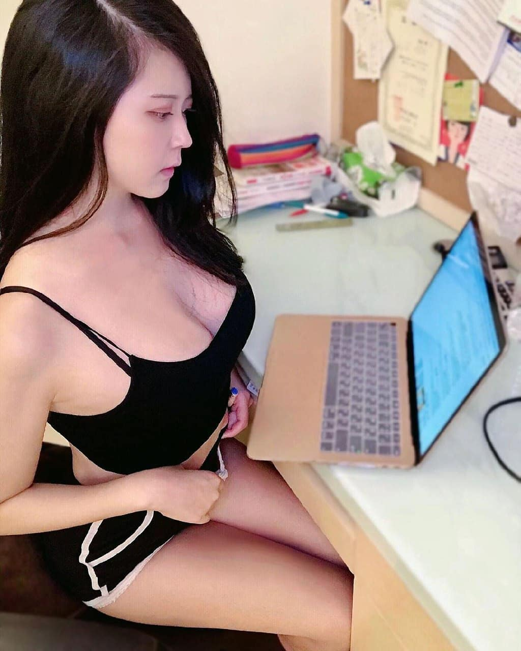 Beautiful Taiwan women people, and not with the